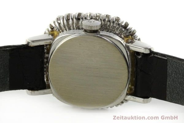 Used luxury watch Ebel * 18 ct white gold manual winding Kal. ETA 2419  | 151169 08