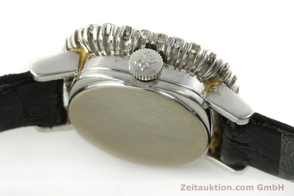 Used luxury watch Ebel * 18 ct white gold manual winding Kal. ETA 2419  | 151169 11