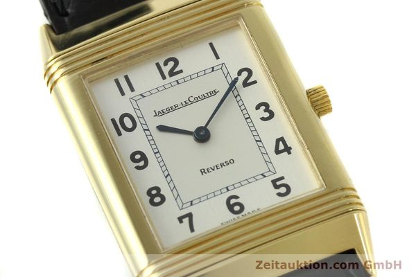 Used luxury watch Jaeger Le Coultre Reverso 18 ct gold manual winding Kal. 846 Ref. 250.1.86  | 151172 02