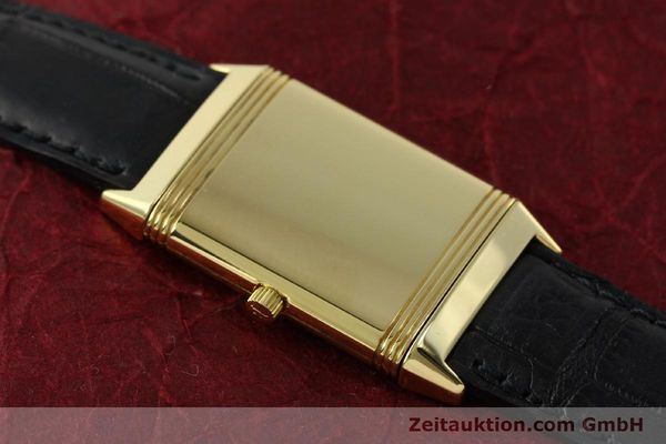 Used luxury watch Jaeger Le Coultre Reverso 18 ct gold manual winding Kal. 846 Ref. 250.1.86  | 151172 13