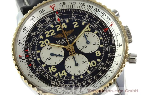 Used luxury watch Breitling Navitimer chronograph steel / gold automatic Kal. LWO 1873 Ref. D12022  | 151173 02