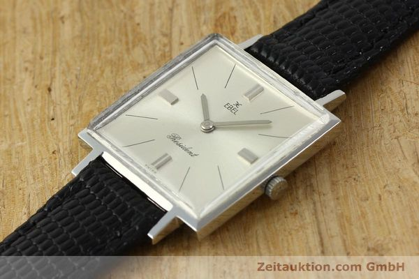 Used luxury watch Ebel President steel manual winding Kal. 097B Ref. 5996  | 151179 01