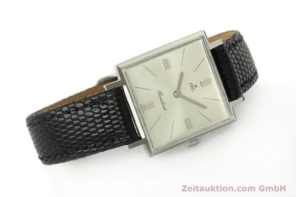 Used luxury watch Ebel President steel manual winding Kal. 097B Ref. 5996  | 151179 03