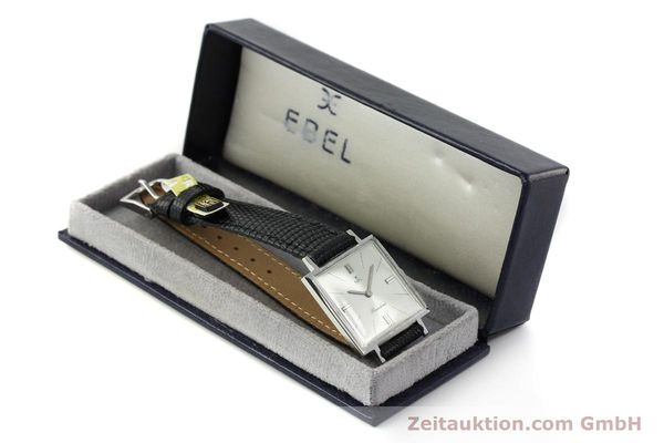 Used luxury watch Ebel President steel manual winding Kal. 097B Ref. 5996  | 151179 07