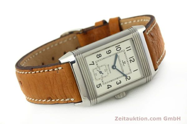 Used luxury watch Jaeger Le Coultre Reverso steel manual winding Kal. 822 Ref. 270.8.62  | 151181 03