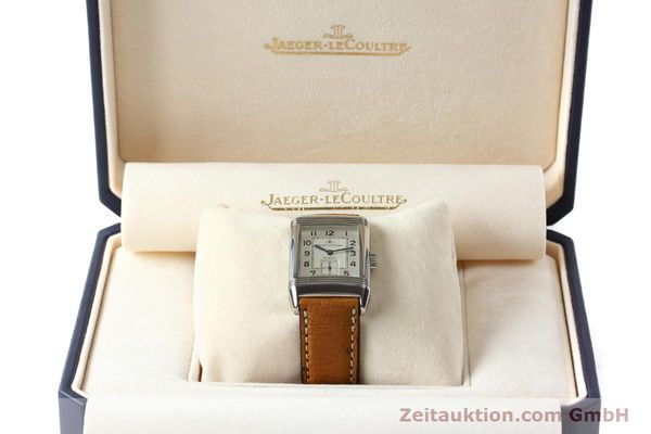 Used luxury watch Jaeger Le Coultre Reverso steel manual winding Kal. 822 Ref. 270.8.62  | 151181 07