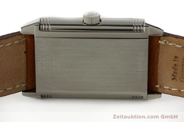 Used luxury watch Jaeger Le Coultre Reverso steel manual winding Kal. 822 Ref. 270.8.62  | 151181 09