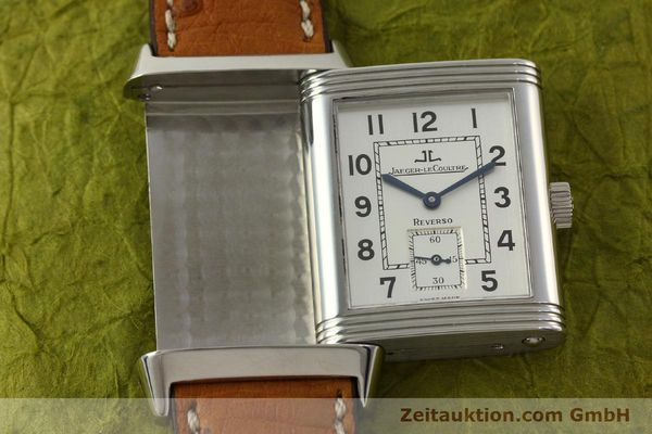 Used luxury watch Jaeger Le Coultre Reverso steel manual winding Kal. 822 Ref. 270.8.62  | 151181 16