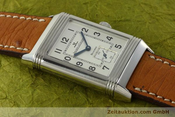 Used luxury watch Jaeger Le Coultre Reverso steel manual winding Kal. 822 Ref. 270.8.62  | 151181 17