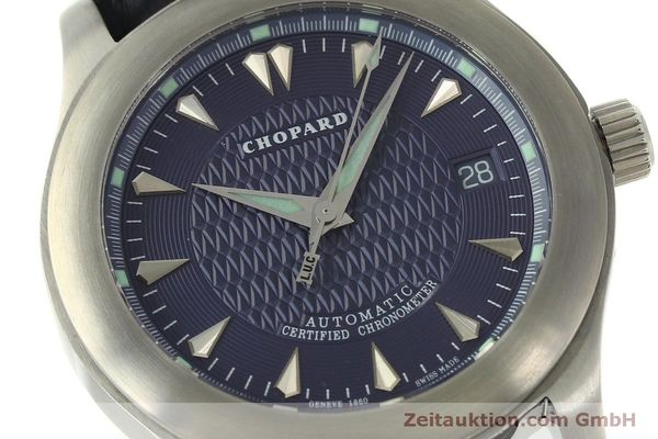 Used luxury watch Chopard L.U.C Sport steel automatic Kal. 4.96 Ref. 16/8200  | 151188 02