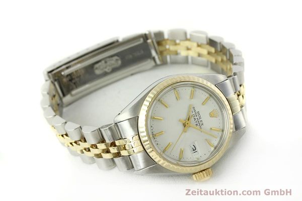 Used luxury watch Rolex Lady Date steel / gold automatic Kal. 2030 Ref. 6917  | 151194 03