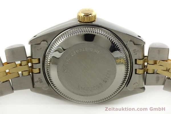 Used luxury watch Rolex Lady Date steel / gold automatic Kal. 2030 Ref. 6917  | 151194 08