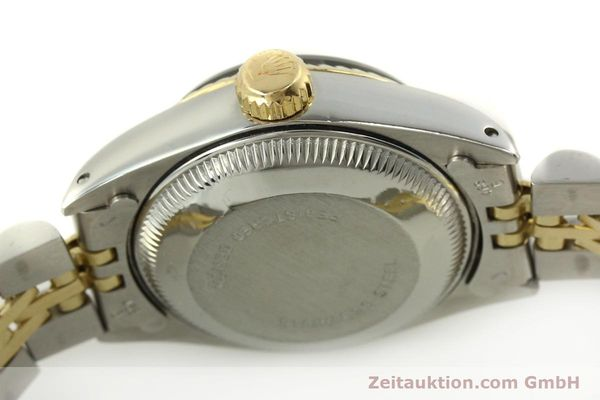Used luxury watch Rolex Lady Date steel / gold automatic Kal. 2030 Ref. 6917  | 151194 11