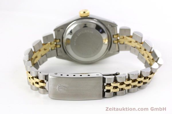 Used luxury watch Rolex Lady Date steel / gold automatic Kal. 2030 Ref. 6917  | 151194 12