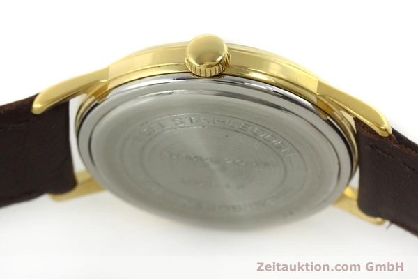 Used luxury watch Glashütte * gold-plated manual winding Kal. 69.1  | 151205 08