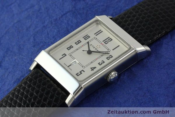 Used luxury watch Eterna 1935 steel automatic Kal. ETA 2681 Ref. 8490.41  | 151214 01