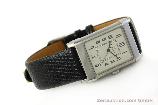 Used luxury watch Eterna 1935 steel automatic Kal. ETA 2681 Ref. 8490.41  | 151214 03