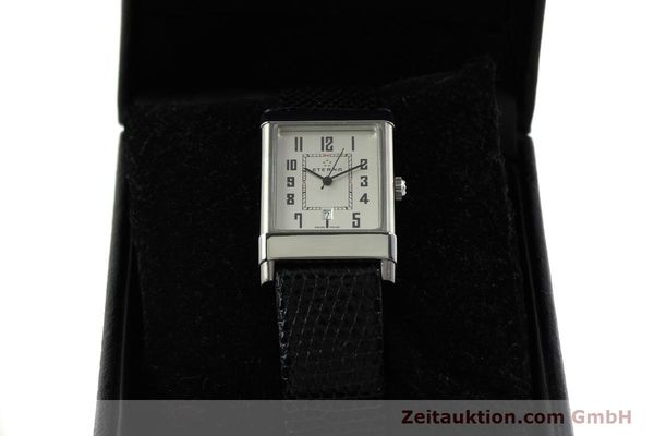 Used luxury watch Eterna 1935 steel automatic Kal. ETA 2681 Ref. 8490.41  | 151214 07