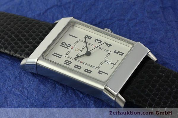 Used luxury watch Eterna 1935 steel automatic Kal. ETA 2681 Ref. 8490.41  | 151214 15