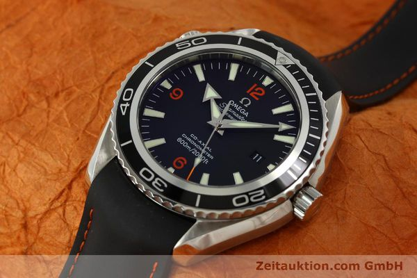 Used luxury watch Omega Seamaster steel automatic Kal. 2500  C Ref. 29005182  | 151226 01