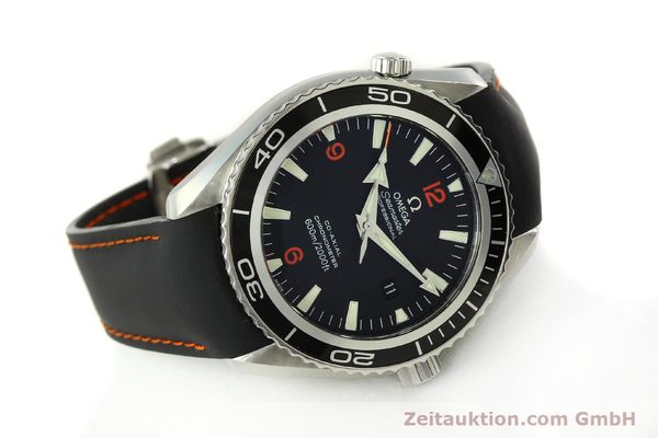 Used luxury watch Omega Seamaster steel automatic Kal. 2500  C Ref. 29005182  | 151226 03