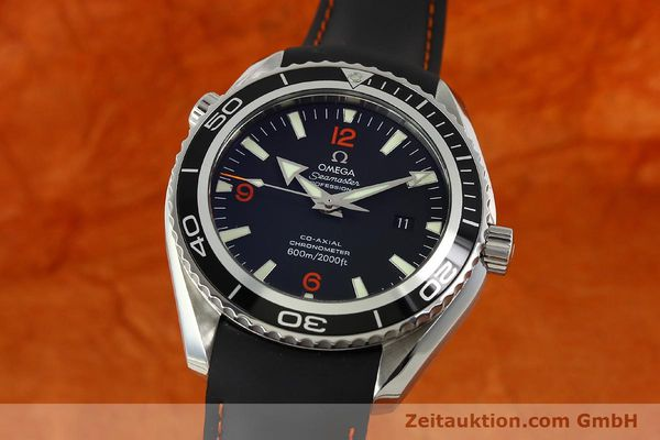 Used luxury watch Omega Seamaster steel automatic Kal. 2500  C Ref. 29005182  | 151226 04