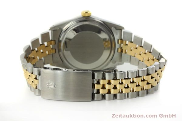 montre de luxe d occasion Rolex Datejust acier / or  automatique Kal. 3035 Ref. 16013  | 151232 12