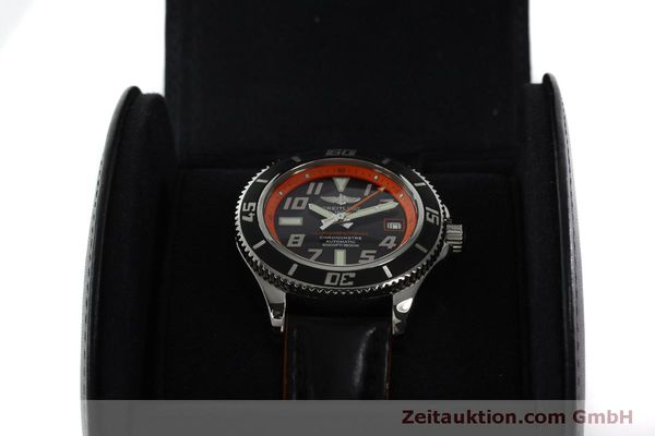 Used luxury watch Breitling Superocean steel automatic Kal. B17 ETA 2824-2 Ref. A17364 LIMITED EDITION | 151234 07