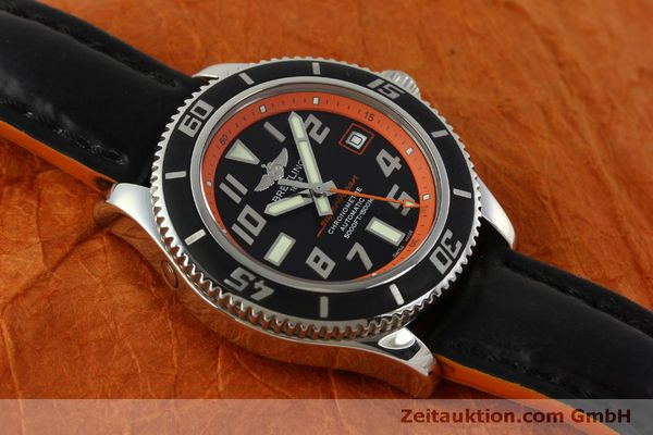 Used luxury watch Breitling Superocean steel automatic Kal. B17 ETA 2824-2 Ref. A17364 LIMITED EDITION | 151234 16