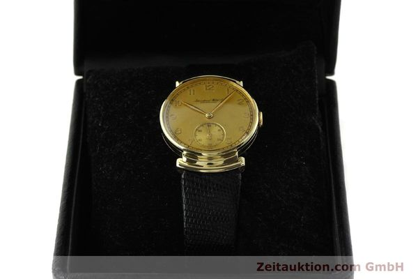 Used luxury watch IWC * 14 ct yellow gold manual winding Kal. 83 VINTAGE  | 151241 07