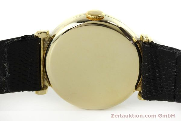Used luxury watch IWC * 14 ct yellow gold manual winding Kal. 83 VINTAGE  | 151241 08