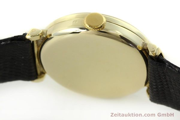 Used luxury watch IWC * 14 ct yellow gold manual winding Kal. 83 VINTAGE  | 151241 11