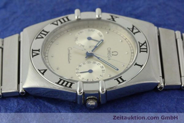 Used luxury watch Omega Constellation steel quartz Kal. 1444 ETA 255471 Ref. 3961070, 3961080  | 151242 05