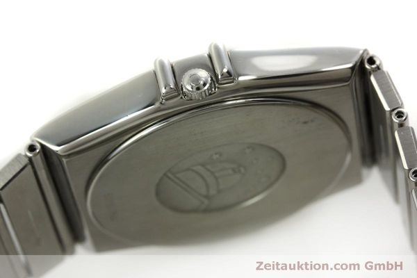 Used luxury watch Omega Constellation steel quartz Kal. 1444 ETA 255471 Ref. 3961070, 3961080  | 151242 08