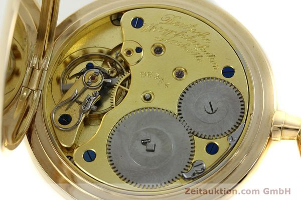 Used luxury watch A. Lange & Söhne DUF 14 ct yellow gold manual winding Kal. 43  | 151244 10