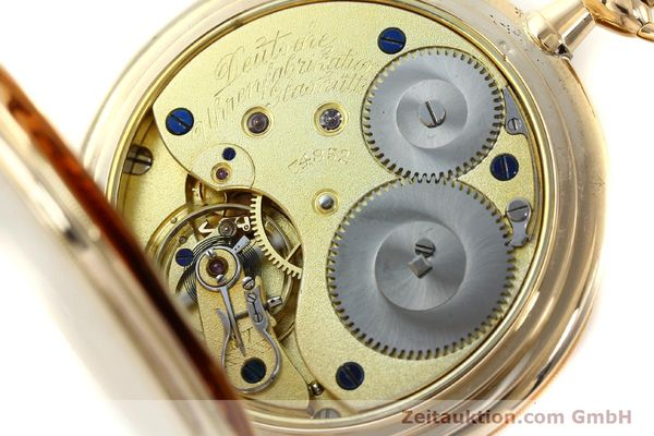Used luxury watch A. Lange & Söhne DUF 14 ct yellow gold manual winding Kal. 43  | 151245 10