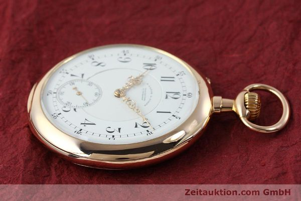 Used luxury watch A. Lange & Söhne ALS Taschenuhr 18 ct red gold manual winding Kal. 45  | 151247 03