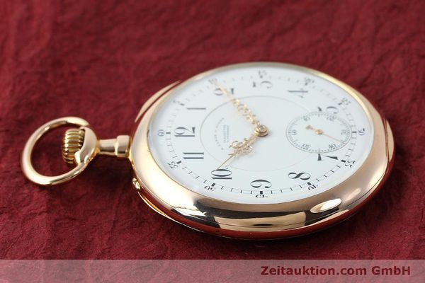 Used luxury watch A. Lange & Söhne ALS Taschenuhr 18 ct red gold manual winding Kal. 45  | 151247 05