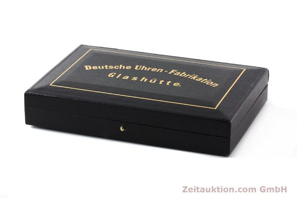 Used luxury watch A. Lange & Söhne ALS Taschenuhr 18 ct red gold manual winding Kal. 45  | 151247 06