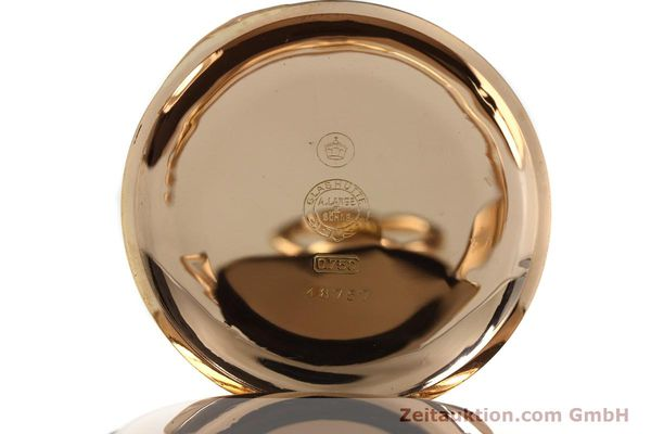Used luxury watch A. Lange & Söhne ALS Taschenuhr 18 ct red gold manual winding Kal. 45  | 151247 09