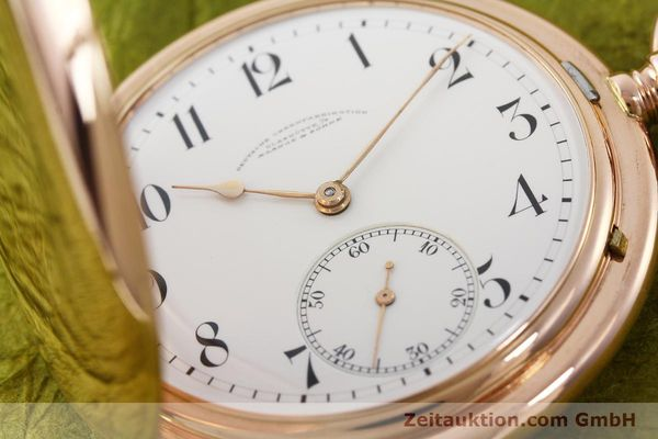 Used luxury watch A. Lange & Söhne DUF 14 ct red gold manual winding Kal. 41    151248 02