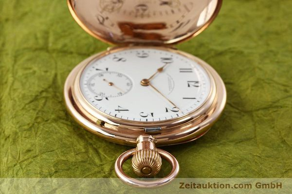 Used luxury watch A. Lange & Söhne DUF 14 ct red gold manual winding Kal. 41    151248 05