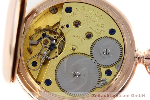 Used luxury watch A. Lange & Söhne DUF 14 ct red gold manual winding Kal. 41    151248 10