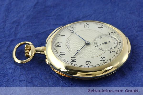 Used luxury watch A. Lange & Söhne ALS Taschenuhr 18 ct gold manual winding Kal. 41  | 151249 05
