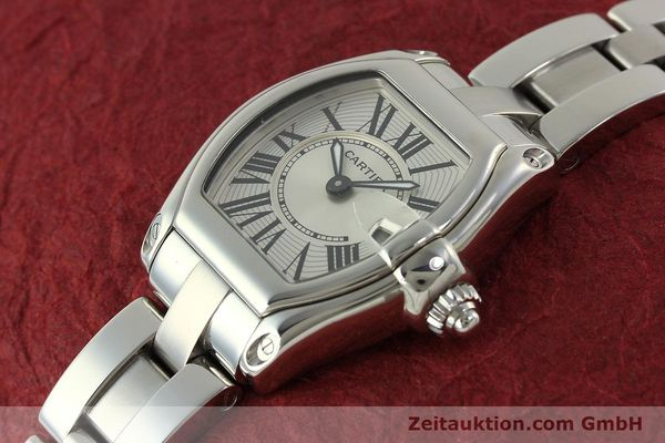 Used luxury watch Cartier Roadster steel quartz Kal. 688  | 151265 01