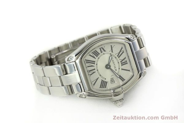 Used luxury watch Cartier Roadster steel quartz Kal. 688  | 151265 03