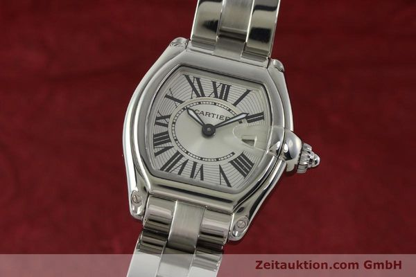 Used luxury watch Cartier Roadster steel quartz Kal. 688  | 151265 04