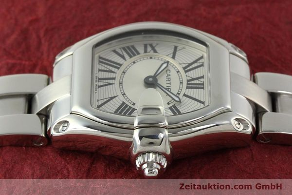 Used luxury watch Cartier Roadster steel quartz Kal. 688  | 151265 05