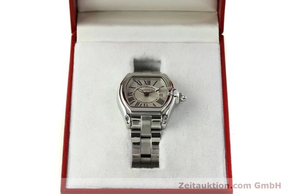 Used luxury watch Cartier Roadster steel quartz Kal. 688  | 151265 07