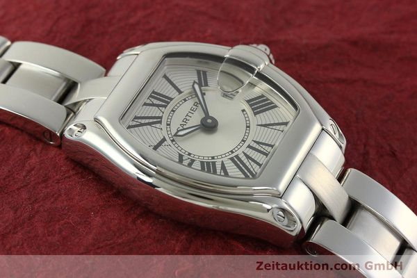 Used luxury watch Cartier Roadster steel quartz Kal. 688  | 151265 13